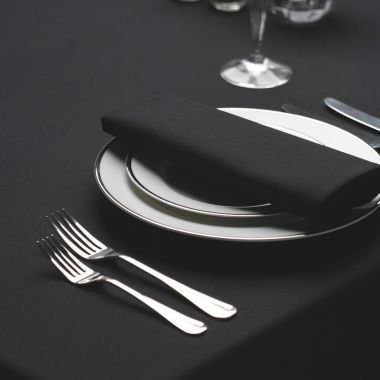 LinenPlus® Endurance™,Tablecloths ,Black