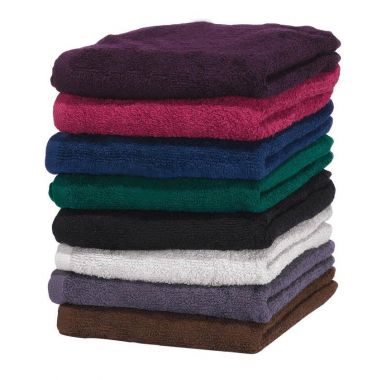 Adonis™ Standard Full Terry Ring Spun 100% Cotton Bath Towels, 4 Colors