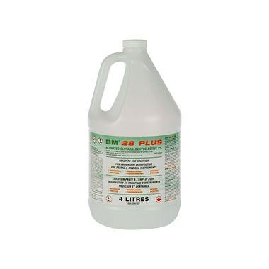 BM-28 Plus 2% Glutaraldehyde 4L