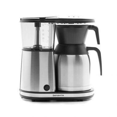 BONAVITA 8 CUP STAINLESS STEEL COFFEE BREWER BV1900TSEDBONATHEBREW8SS