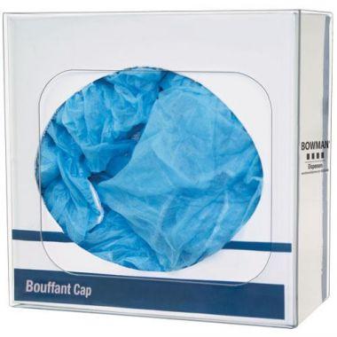 Bouffant Cap or Shoe Cover Dispenser