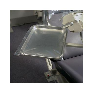 """BPS Instrument Tray Cover 11"""" x 15"""" Clear 250/case"""