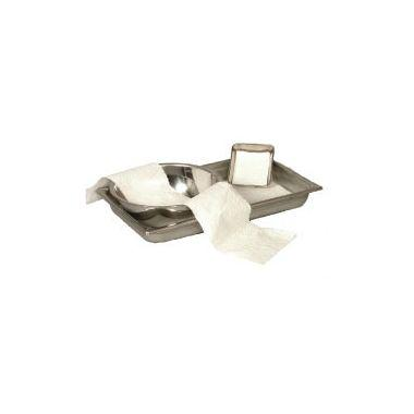 "Tray Liner White 4ply 10""x14"" 400/box"