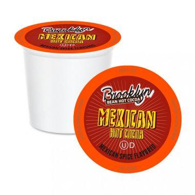 Brooklyn Beans CoffeeMexican Hot ChocolateEDKBBHOTMEX