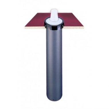 "San Jamar® Euro EZ-Fit® Dispenser For 6 to 24 oz Disposable Cups, 18"" Tube- RFS702/C2210C18"