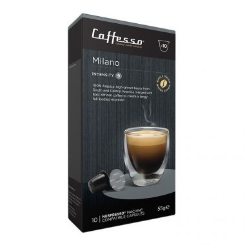 Caffesso Milano BULK. Pack of 60 EDCCAFFMIL60
