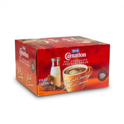 Carnation Rich & Creamy Hot Chocolate, 50 Sachets EDCARNATIONHC