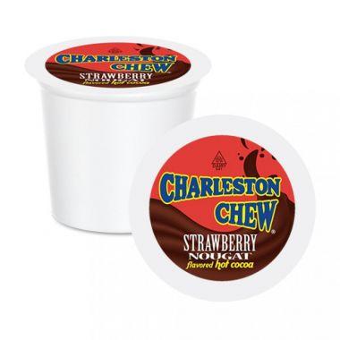 Tootsie Roll BrandsCharleston Chew - Strawberry Nougat Hot Choc.EDKCHATCHESTRAHOT