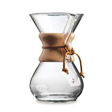 CHEMEX-COFFEE MAKER CLASSIC 6 CUPEDCHEMMAKER6