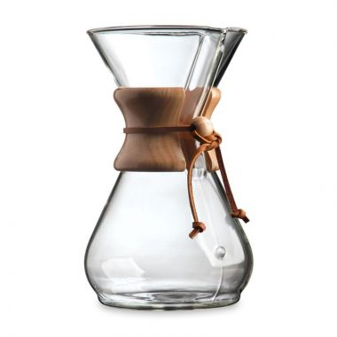 CHEMEX-COFFEE MAKER CLASSIC 10 CUP-6EDCHEMMAKER10