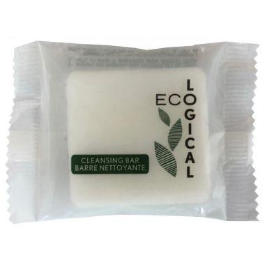 EcoLogical Cleansing Soap bilingual flow wrap 0.78 oz. 400/Case