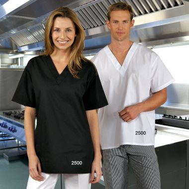 V-Neck Cook Shirt