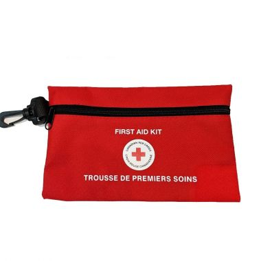KEY POUCH BAG RED CROSS (WITH LOGO)