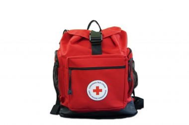 2 PERSON - CANADIAN RED CROSS DELUXE DISASTER PREPAREDNESS KIT