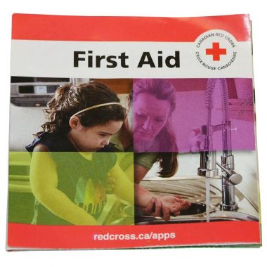 FIRST AID FAST GUIDE (BILINGUAL) – REFERENCE ONLY