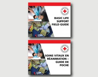 BASIC LIFE SUPPORT FIELD GUIDE (FRENCH)