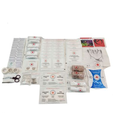 MANITOBA 25 WORKER FIRST AID KIT REFILL