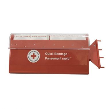 CANADIAN RED CROSS QUICK BANDAGE™ DISPENSER