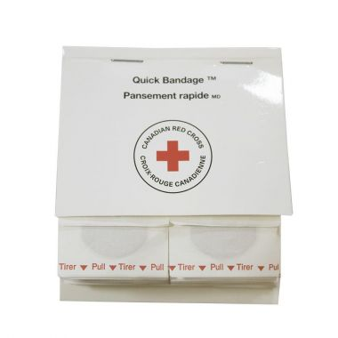 "1""X 3"" AND 3/4"" X 3"" QUICK BANDAGE™ REFILL (39)"
