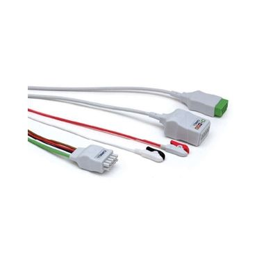 Curbell ECG Cables and Lead Wires for GE Monitors