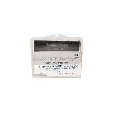 Coltene Whaledent L732 Link Self Threading Pins Bulk Kit 50/box
