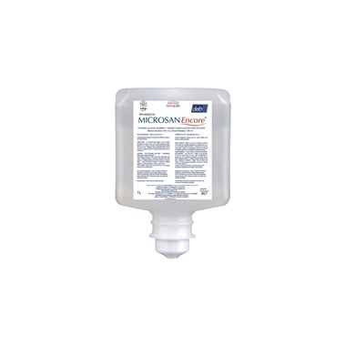 Microsan Hand Sanitizer Foam Refill 1L 72% Alcohol