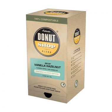 Decaf Vanilla Hazelnut PodsEDPRIVANHAZDEC