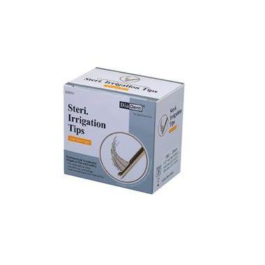 DiaDent Sterile Endo Irrigation Tips 30G Yellow 50/box