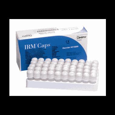 Dentsply IRM Intermediate Restorative Material Capsules 50/box
