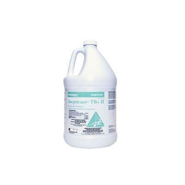 Ecolab Asepticare TB II Germicidal Surface Disinfectant 3.78 L
