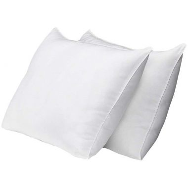 "Endurance™ Microfiber Filled Hotel Standard Size 20"" x 26"" Pillows"