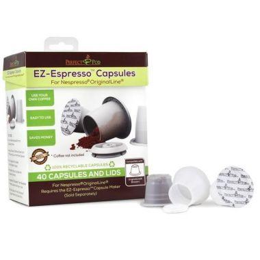 Perfect Pod EZ Nespresso Capsules Maker Kit EDPERPODEZNESORIG
