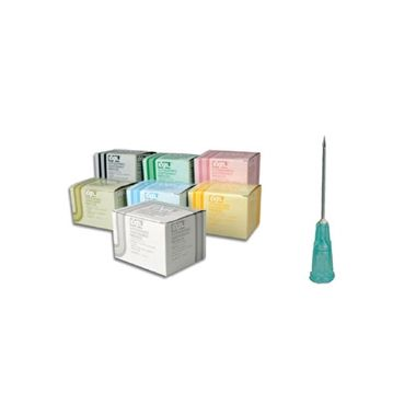 """Exel Specialty Use Hypodermic Needle 33G x 1/2"""" (13mm) 100/box"""