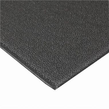 Mat Tech Tuff-Spun Anti-Fatigue Mat, 2' X 3', Black