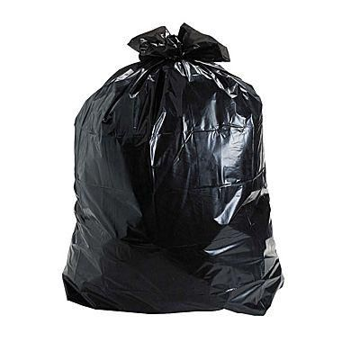 "034068-Pur Value,Garbage Bags,X-Stong, Black, 42"" x 48"",Case of 100"