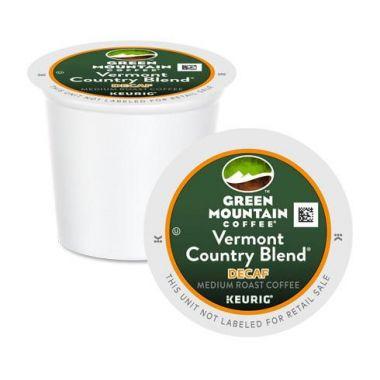 Grove SquareGMCR Vermont Country Blend Decaf K-Cup®EDKGMCRVERMONTDECAF