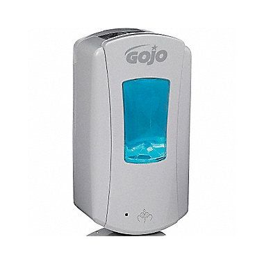 GOJO LTX-12 Touch Free Foam Soap Dispenser, White