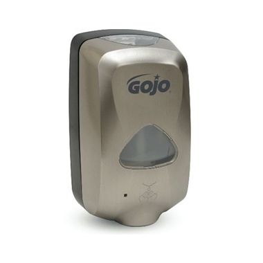 Gojo TFX TF Foam Soap Dispenser, Nickel Finish, 1200ml