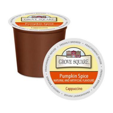 Grove SquarePumpkin Spice Cappuccino MixEDKGRSQCAPPPUM