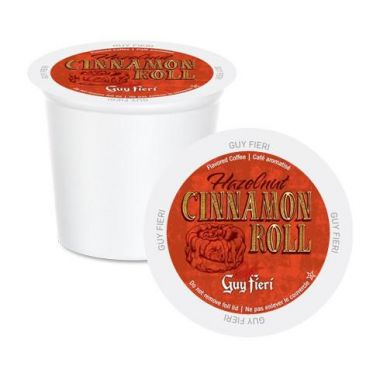 Guy Fieri CoffeeHazelnut Cinnamon RollEDKGUYHAZCIN