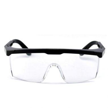 Cleantech Premium Anti Fog Protective Safety Glasses With Adjustable Arm - FDA & CE Approved