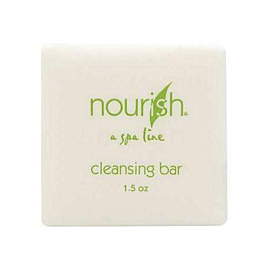 Nourish® Amenities Nourish® Bilingual Cleansing Bar, 1.5 oz.200/Pack