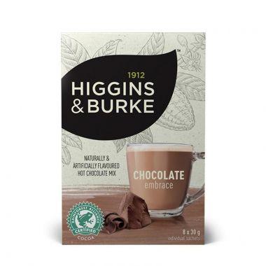 Higgins & Burke™ Chocolate Embrace Premium Hot Chocolate EDHBCHOCEMB