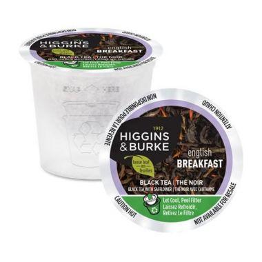 Higgins & Burke - English Breakfast TeaEDKHBENG24