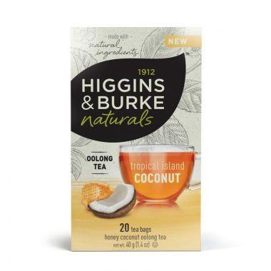 HIGGINS & BURKE 20 TROPICAL HONEY COCONUT-6 EDHBTROHON