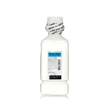 Sterile Water 1500ml Bottle Irrigation USP