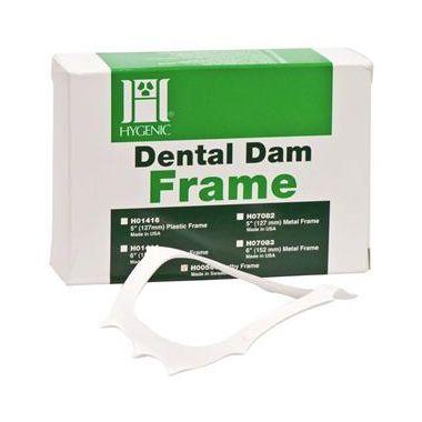"HYGENIC Dental Dam Frame 5"" Metal"