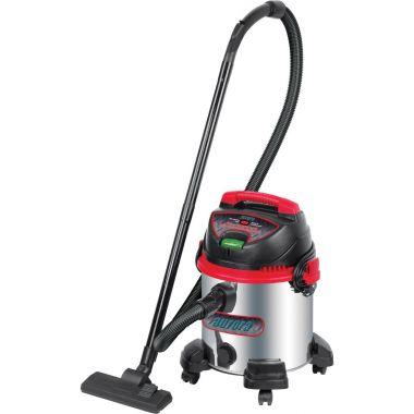 Aurora Tools Industrial Vacuum, Wet-Dry, 5.5, 8 US Gal.(30.2 Litres)