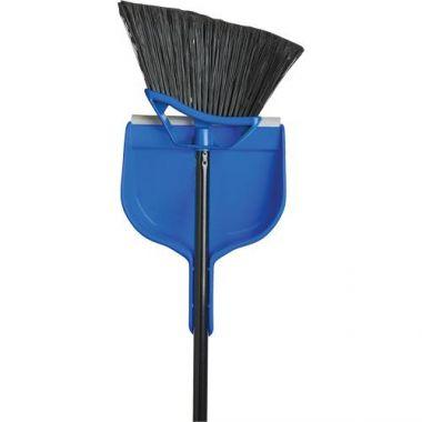 "Mars Angle Broom & Dustpan Combo, 48"" Long"