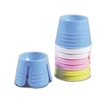 Keystone Dappen Dishes Disposable Assorted 1000/box